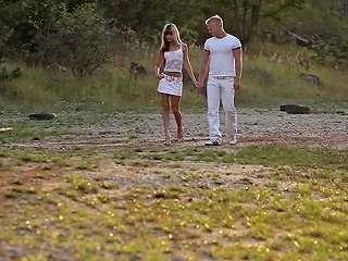 Hot Beauty Gina Acquires Her 1st Agonorgasmos Beneath The Blue Sky Txxx Com